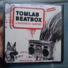CDs de Música: CD ORIGINAL SINEDIN ROCK DE LUX ROCKDELUX - TOMLAB BEATBOX - BEAT BOX , A ROCKDELUX SAMPLER , . Lote 54858934