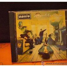 CDs de Música: OASIS - DEFINITELY MAYBE CD. Lote 54883445