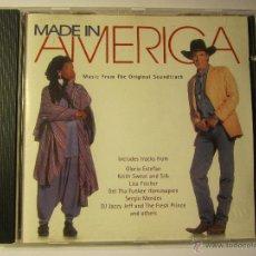 CDs de Música: CD BANDA SONORA MADE IN AMERICA AÑO 1993 WHOOPI GOLDBERG. Lote 54885751