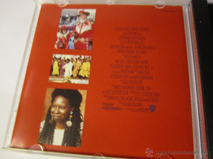 CDs de Música: cd banda sonora made in america año 1993 whoopi goldberg - Foto 3 - 54885751