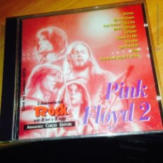 Musik-CDs - PINK FLOYD 2 (LIVE IN LONDON 1972) CD 10 TRACKS (CD26) - 72201295