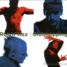 CDs de Música: ROB 'N' RAZ - CLUBHOPPING (CD, MAXI). Lote 54895319