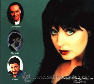 SARAH BRIGHTMAN - TIMELESS DUETS (CD, PROMO, SMPLR) (Música - CD's Clásica, Ópera, Zarzuela y Marchas)