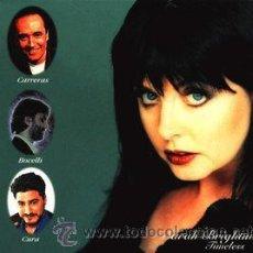 CDs de Música: SARAH BRIGHTMAN - TIMELESS DUETS (CD, PROMO, SMPLR). Lote 54905896