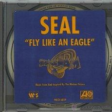 CDs de Música: SEAL - FLY LIKE AN EAGLE (CD, SINGLE, PROMO). Lote 54906033