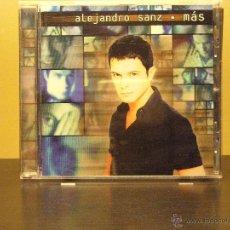 CDs de Música: CD - MAS (ALEJANDRO SANZ) (NM / M). Lote 48493394