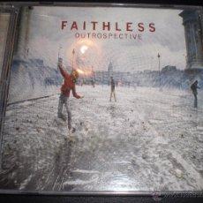 CDs de Música: CD FAITHLESS OUTROSPECTIVE CD 2001. Lote 54916457