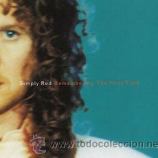 CDs de Música: SIMPLY RED - REMEMBERING THE FIRST TIME (CD, MAXI, SLI). Lote 54919586