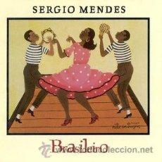 CDs de Música: SERGIO MENDES - BRASILEIRO (CD). Lote 54922986