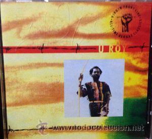 U ROY - NATTY REBEL - EXTRA VERSION (CD, COMP, RM) (Música - CD's Reggae)