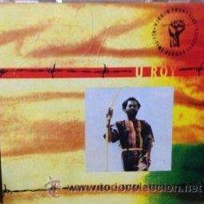 CDs de Música: U ROY - NATTY REBEL - EXTRA VERSION (CD, COMP, RM). Lote 54923735