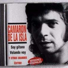 CDs de Música: CAMARON DE LA ISLA - GRANDES EXITOS (CD) 2002. Lote 54932244
