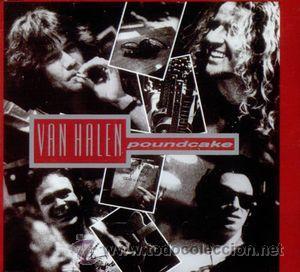 VAN HALEN - POUNDCAKE (CD, MAXI) (Música - CD's Heavy Metal)
