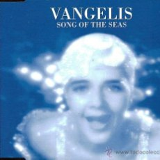 CDs de Música: VANGELIS - SONG OF THE SEAS (CD, MAXI). MUY RARO. Lote 54945944