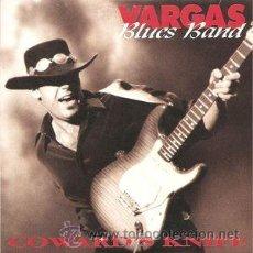 CDs de Música: VARGAS BLUES BAND - COWARD'S KNIFE (CD, SINGLE, PROMO, CAR). Lote 111557898