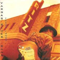 CDs de Música: VARGAS BLUES BAND - TEXAS TANGO (CD, SINGLE, PROMO, CAR) PRECINTADO. Lote 111558126