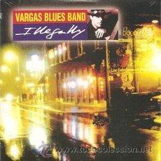 CDs de Música: VARGAS BLUES BAND - ILLEGALLY (CD, SINGLE, PROMO, CAR). Lote 54946185