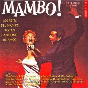 VV. AA. - LOS REYES DEL MAMBO TOCAN CANCIONES DE AMOR (CD, ALBUM) (Música - CD's Latina)