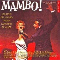 CDs de Música: VV. AA. - LOS REYES DEL MAMBO TOCAN CANCIONES DE AMOR (CD, ALBUM). Lote 54946322