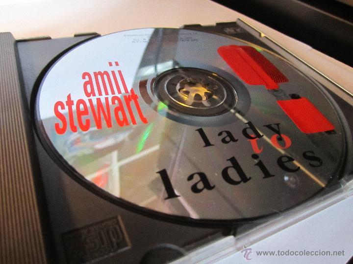 CDs de Música: cd amii stewart lady to ladies año 1994 - Foto 2 - 54949930