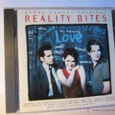 CDs de Música: CD BANDA SONORA ORIGINAL REALITY BITES BOCADOS DE REALIDAD AÑO 1994. Lote 54950568