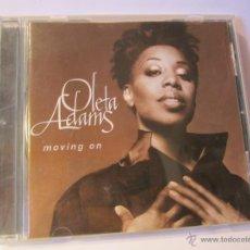 CDs de Música: CD OLETA ADAMS MOVING ON AÑO 1995. Lote 54951073