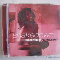 CDs de Música: CD SHAKEDOWN - MARLEY REMIXED - CD 13 TEMAS.. Lote 54952914