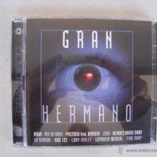 CDs de Música: CD GRAN HERMANO 2000 - 2 CDS.. Lote 54954528