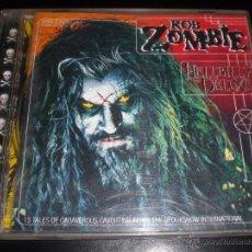 CDs de Música: ROB ZOMBIE HELLBILLY DELUXE CD 1998 GEFFEN RECORDS. Lote 54954820