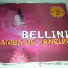CDs de Música: BELLINI – SAMBA DE JANEIRO - CD MAXI SINGLE. Lote 54956967