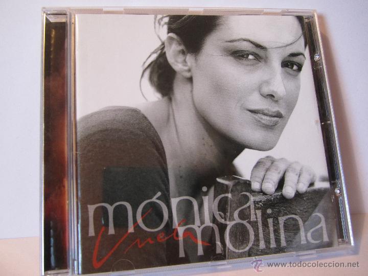 CD MONICA MOLINA VUELA AÑO 2001 (Música - CD's Melódica )