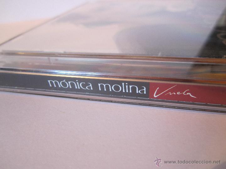 CDs de Música: cd monica molina vuela año 2001 - Foto 2 - 54959320
