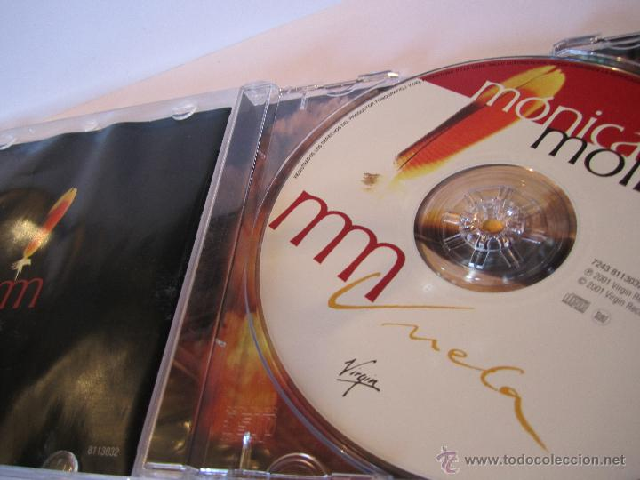 CDs de Música: cd monica molina vuela año 2001 - Foto 3 - 54959320