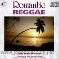 CDs de Música: VV. AA. - ROMANTIC REGGAE (CD, COMP). Lote 54974438