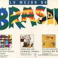 CDs de Música: VV. AA. - LO MEJOR DE BRASIL (CD, SINGLE, PROMO, SMPLR). Lote 54974525