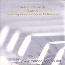 CDs de Música: VV. AA. - AUDIO COMPANION TO THE WINDHAM HILL OCCASIONAL (CD). Lote 54974622