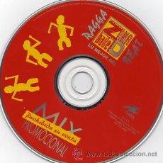 CDs de Música: ZONA D BAILE LO MEJOR DEL RAGGA BEAT MIX (CD, COMP, MIXED, PROMO). Lote 54974633