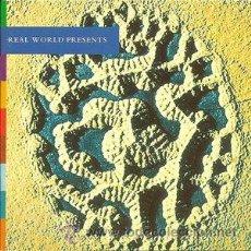 CDs de Música: VV. AA. - REAL WORLD PRESENTS (CD, COMP). Lote 54974643