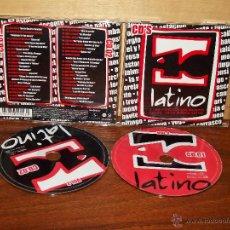 Music CDs - LATINO - LOS MEJORES EXITOS DE LA MUSICA LATINA - DOBLE CD - 54974674