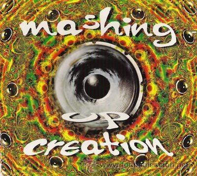 VV. AA. - MASHING UP CREATION (CD, COMP) (Música - CD's Reggae)
