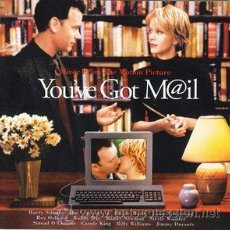 CDs de Música: VV. AA. - MUSIC FROM THE MOTION PICTURE YOU'VE GOT MAIL (CD, ALBUM). Lote 54974710