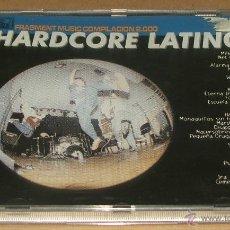 CDs de Música: HARDCORE LATINO - PRECINTADO. Lote 54975549