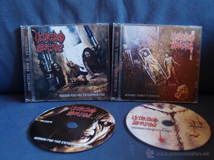 VELOCIDAD ABSURDA, DEATH METAL, BRUTAL DEATH (Música - CD's Otros Estilos)