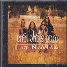 CDs de Música: LAS NOVIAS - TODO SIGUE IGUAL. CD EDITADO EN 1994. PRODUCIDO POR BUNBURY. (EMI 8312702). Lote 54987754