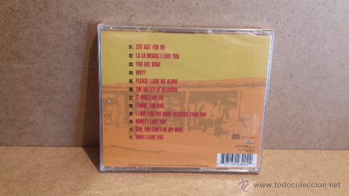 CDs de Música: ALTON ELLIS. IT HURTS ME SO. CD / DYNAMIC - 2006 - 12 TEMAS / PRECINTADO A ESTRENAR. - Foto 2 - 54997293
