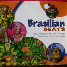 CDs de Música: BRASILIAN BEATS...VV.AA...PEDIDO MINIMO 5€. Lote 55009702