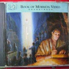 CDs de Música: BOOK OF MORMON .SAM CARDON, MERRILL JENSON & KURT BESTOR....BSO...MUY RARO. Lote 55009925