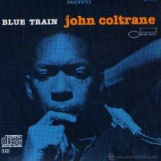 CDs de Música: THE BLUE NOTE COLLECTION: JOHN COLTRANE - BLUE TRAIN - CD ALBUM - HISPAVOX 1997. Lote 55010111