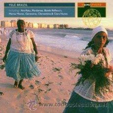 CDs de Música: VV. AA. - YELÉ BRAZIL (CD, COMP). Lote 55019002