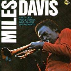 CDs de Música: MILES DAVIS AND CHICK COREA - CD ALBUM - 3 TRACKS / 70 MINUTOS - GRABACIÓN DE 1969 - JAZZ WORKSHOP. Lote 55020141
